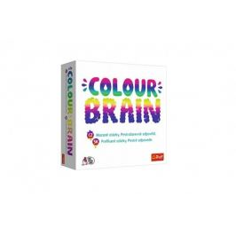 Colour Brain - Mazané otázky společenská hra v krabici 26x26x8cm