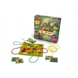 Louka jak vyšitá rodinná stolní hra v krabici 24x24x6cm 6+