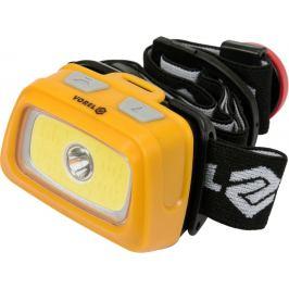 Vorel Svítilna čelovka LED XPE CREE 3W + COB LED 3W