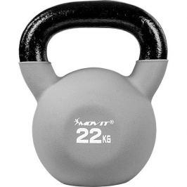 MOVIT 63649 Kettlebell činka - 22 kg