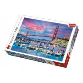 TREFL Most Golden Gate San Francisco 2000 dílků
