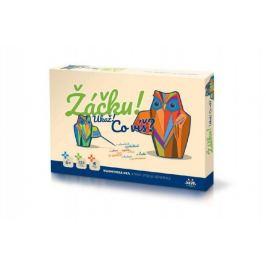 Žáčku! Ukaž!, co víš? společenská magnetická hra v krabici 42x29x6cm