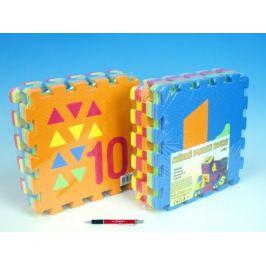 Wiky puzzle Dopravní prostředky 30x30cm 10 ks