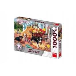 DINO Secret Collection: Štěňata 1000 dílků