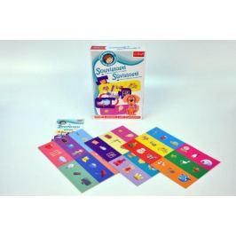 Teddies 52003 Malý objevitel Souvislosti edukační společenská hra v krabici