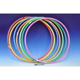 Hula Hop Obruč 60cm asst 7 barev