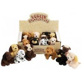 Pes asst 8 druhů 18 ks v boxu 10cm
