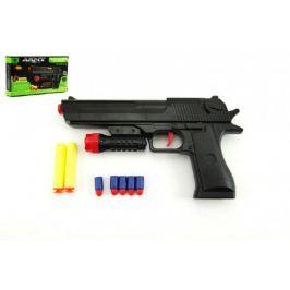Pistole na pěnové náboje 2ks + špuntovka plast 30cm