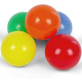 Pestrobarevné míčky, dětské, 100 ks