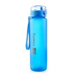 G21 59923 Láhev na pití, 1000 ml, modrá-zmrzlá