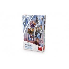 Pexeso Ledové království II/Frozen II společenská hra v krabici 11,5x18x3cm