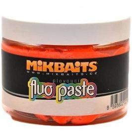 Mikbaits - Fluo paste plovoucí Těsto Česnek 100g