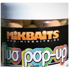 Mikbaits - Plovoucí fluo Pop-Up Bílý halibut 18mm 250ml