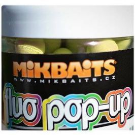 Mikbaits - Plovoucí fluo Pop-Up Ananas N-BA 14mm 250ml