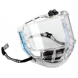 Plexi Bauer Concept 3 Full Shield Junior Doplňky hokejové výstroje