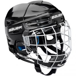 Helma Bauer Prodigy Combo Yth Hokejové helmy