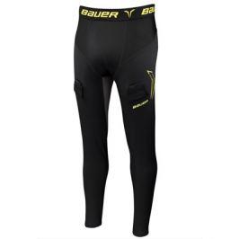 Kalhoty se suspenzorem Bauer Premium Compression SR