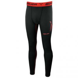 Kalhoty Bauer Core Compression Bottoms Yth
