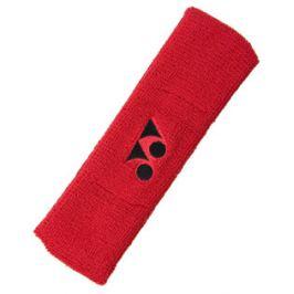 Čelenka Yonex Headband AC258EX Red Badmintonové doplňky