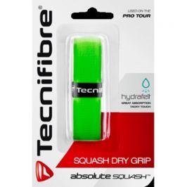Základní omotávka na rakety Tecnifibre Squash Dry Grip Green Squashové gripy