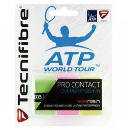Vrchní omotávka Tecnifibre Contact Wrap mix