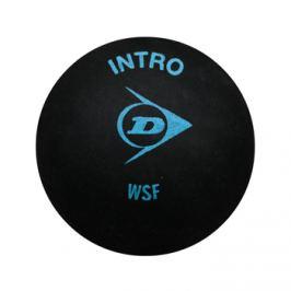 Míček pro squash Dunlop Intro - modrý