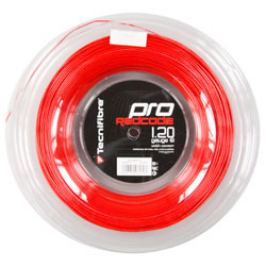 Tenisový výplet Tecnifibre Red Code 1,20 mm (200m) Tenisové výplety