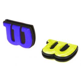Vibrastop Wilson Pro Feel Blue/Yellow 2 ks