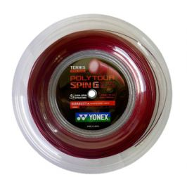 Tenisový výplet Yonex Poly Tour Spin G 125 200m Tenisové výplety