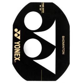 Šablona Yonex Stencil Card na vykreslení loga Badmintonové doplňky