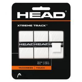 Omotávka na rakety vrchní Head Xtreme Track White 3 ks