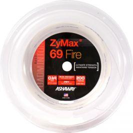 Badmintonový výplet Ashaway ZyMax 69 Fire white - ROLE 200 m