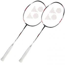 Set 2 ks badmintonových raket Yonex Duora Z-Strike