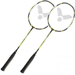 Set 2 ks badmintonových raket Victor Ripple Power 33 LTD