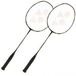 Set 2 ks badmintonových raket Yonex Nanoray Glanz Badmintonové sety