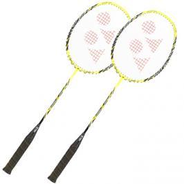 Set 2 ks badmintonových raket Yonex Nanoray Z-Speed Badmintonové sety