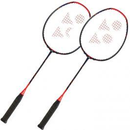 Set 2 ks badmintonových raket Yonex Voltric Glanz Badmintonové sety