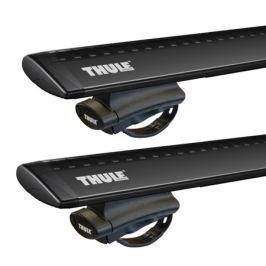 Set nosiče Thule 775+wingbar tyč 969 černý