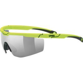 Cyklistické brýle Uvex Sportstyle 117 žluté
