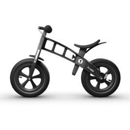 Dětské odrážedlo First Bike Limited Edition černé
