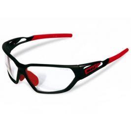Cyklistické brýle SH+ RG 4701 Reactive Pro černo-červené