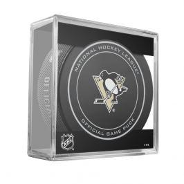 Oficiální puk utkání NHL Pittsburgh Penguins