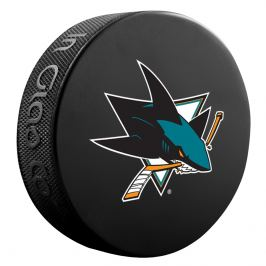 Puk Sher-Wood Basic NHL San Jose Sharks