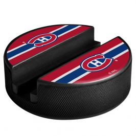 Držák Media Holder Puk Sher-Wood NHL Montreal Canadiens