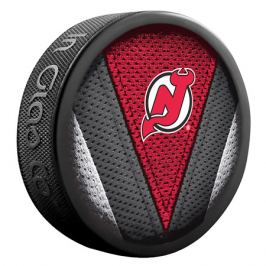 Puk Sher-Wood Stitch NHL New Jersey Devils