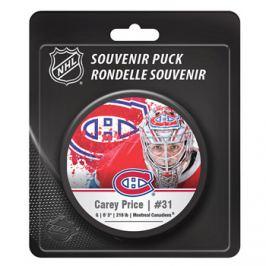 Puk Sher-Wood NHL Carey Price 31