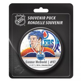 Puk Sher-Wood NHL Connor McDavid 97