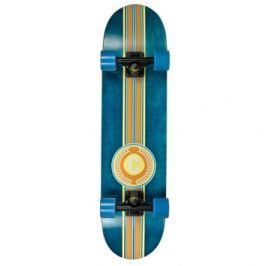 Skateboard Choke Blue Stripe