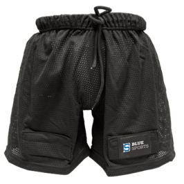 Šortky se suspenzorem Blue Sports Classic Mesh Short SR