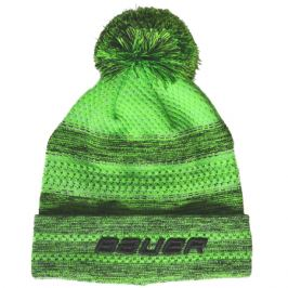 Kulich Bauer New Era Color Pop Pom Black/Lime Junior